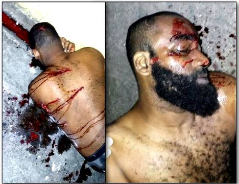 Hassan Atwell  was kiled by Trinidad law enforcement officers. Facebook Photo