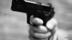 Gun robbery OM Curacao 7-001