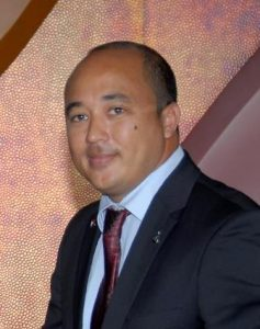 CEO Harbour Mark Mingo