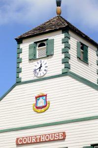 Sint Maarten Courthouse