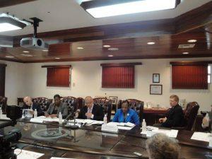 AXA election committee anguilla