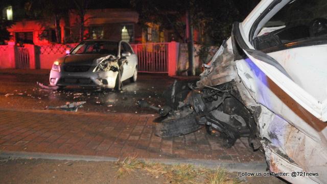 Accident Bishophill DQ 10