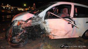 Accident Bishophill DQ 6
