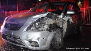 Accident Bishophill DQ 7