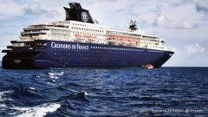 Croisieres de France Horizon Cruiseship
