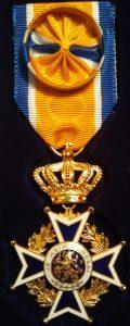 Oranje-Nassau_Officier,_Vlaascho