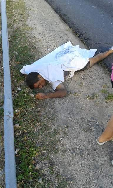Second victim accident 2015 SXM