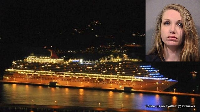 Indiana Woman Admits Leaving Baby To Die On Cruise Ship That - Baby on cruise ship