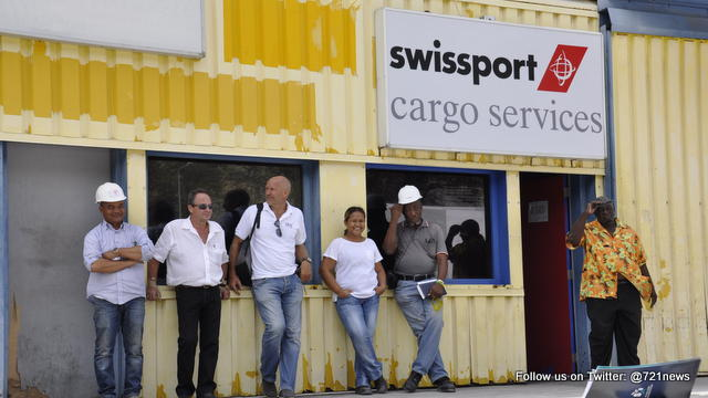SXM aiport Cargo Bldg (3)