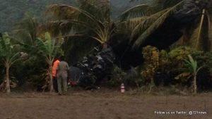 st lucia plane crash-001