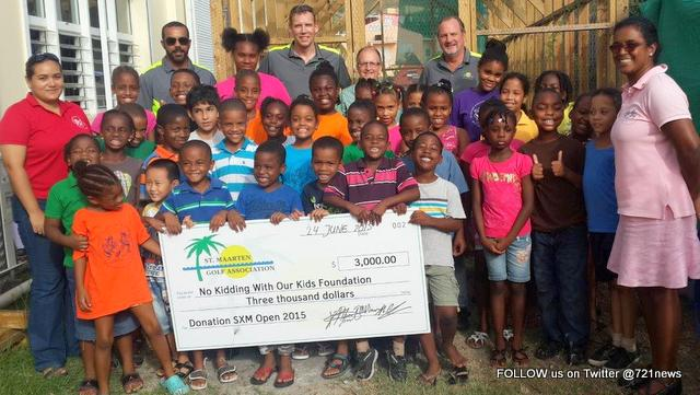 Donation 2015 - No Kidding With Our Kids 2-001