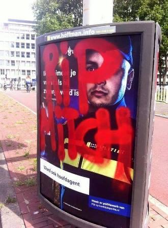 Mitch graffity