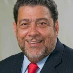 Prime Minister of St. Vincent and the Grenadines, and a renowned campaigner for reparatory justice, Dr. Ralph Gonsalves,