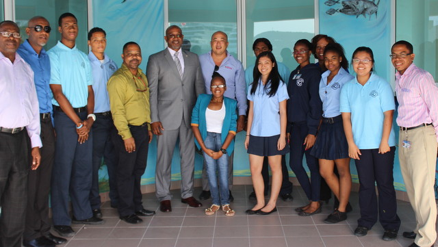 Port SXM and MPC Collaborate on School Project-001