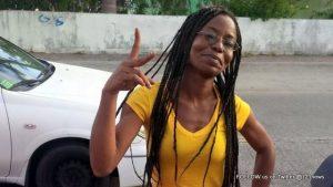 Blogger Ms. Judith Roumou