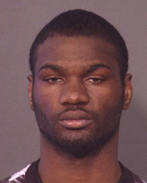 Hasim Smith, 22, of Eltingville, who is charged with leaving the scene of a fatal crash in New Springville Sunday night, has fled the scene from at least two other crashes he caused in the past 13 months, police said. (Courtesy of Staten Island District Attorney's Office)
