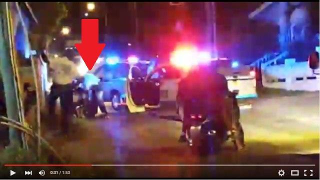 DQ arrest