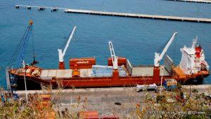 Port Sint Maarten Harbour crane (5)