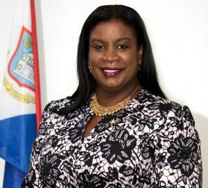 Minister Rita A. Bourne-Gumbs