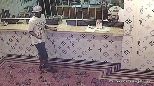 Starz Casino Attempt Robbery 1-001