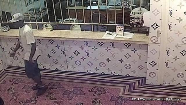 Starz Casino Attempt Robbery 3-001