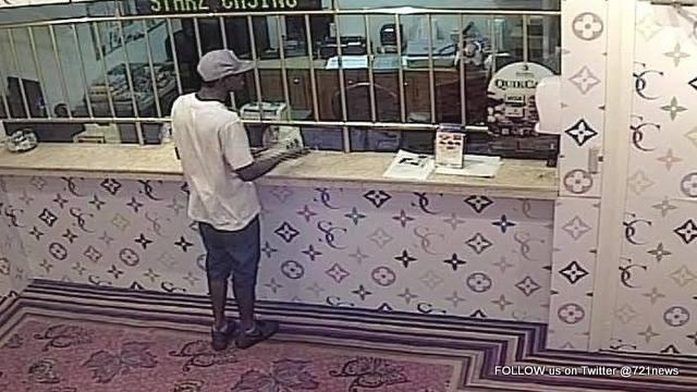 Starz Casino Attempt Robbery 4-001