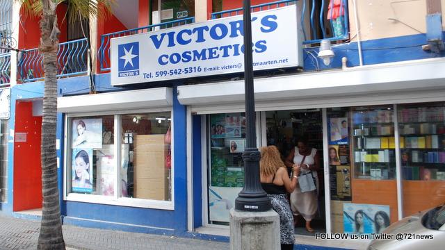 victors store
