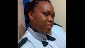Officer Moceda Egen