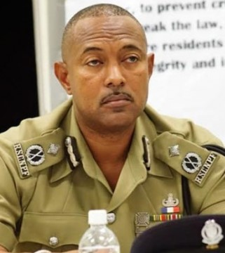 ACP Ian Queeley of the Royal St.Christopher and Nevis Police Force 321x360