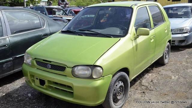 Car 4-001