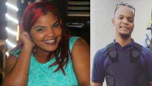 Charisse Gumbs and Aexander Boasman