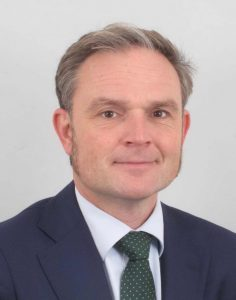 Reinier van Deele  Director Cabinet of the Governor of Sint Maarten