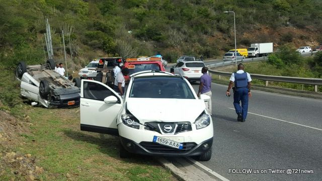 Accident colebay hill (3)