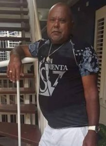 "Patricio Jimenez, aka ""Barba"""