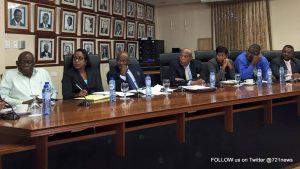 Anguilla Government Officials