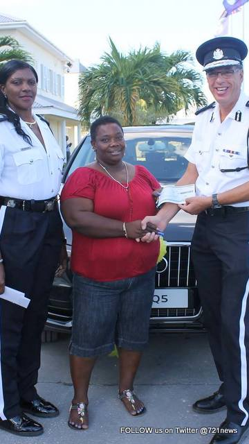 Winner axa police