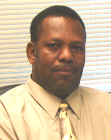 Acting Superintendent Emris Rogers