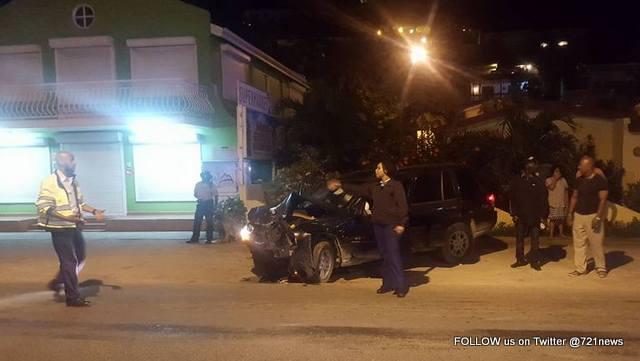 Accident 5-001