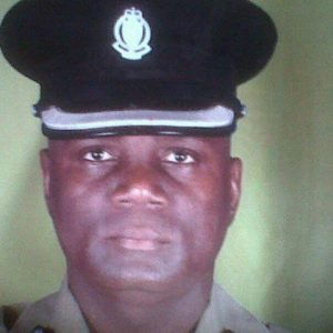 Assistant Commissioner of Police Terrance James