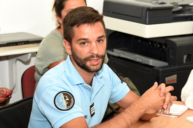 Capitaine Emmanuel MAIGNAN