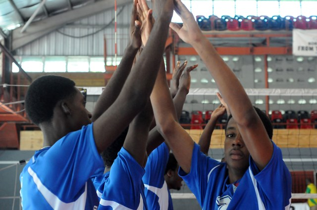 Celebration of Dutch Saint Marrten against Britsh Virgin Islands_ 01