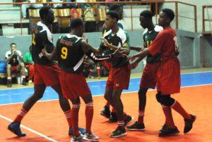 Celebration of Grenada against Bermuda_ 01