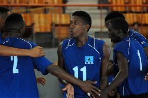 Celebration of Saint Lucia against Dutch Saint Marrten  01
