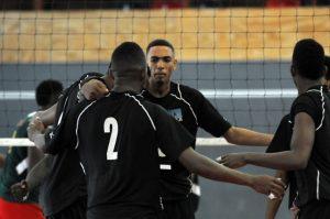 Celebration of Saint Lucia against Grenada