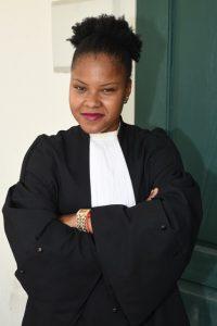 Sjamira Roseburg from Peterson and Sulvaran law office