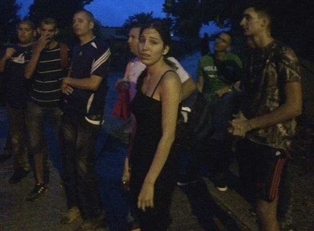 Second set of Cubans who was caught in Cape bay on Tuesday evening.