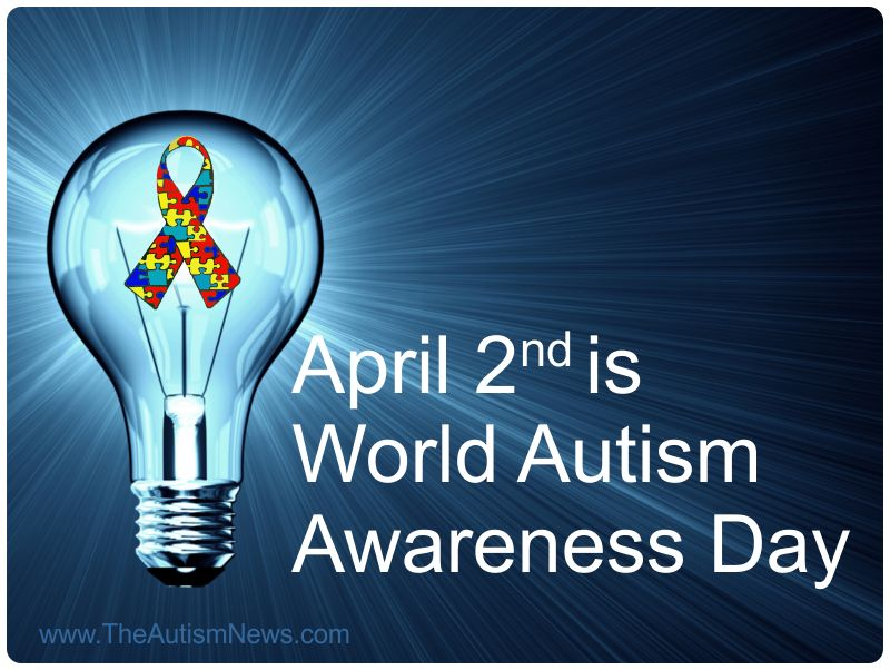 Image result for world autism day images