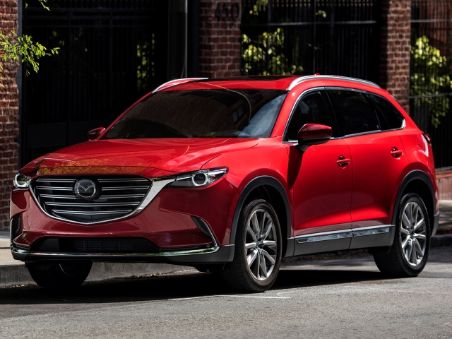 All New 2018 Mazda Cx 9 Introduced At Caribbean Auto