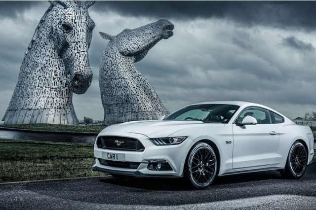 Surge In Exports Makes Ford Mustang Bestselling Sports Car For - Sports car makes